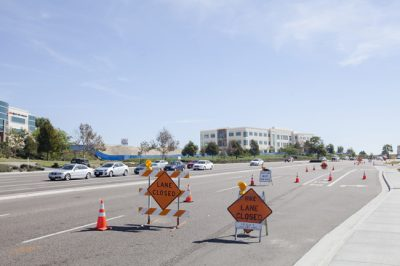 Lane Closures Carlsbad, CA | Cecilia's Safety Service